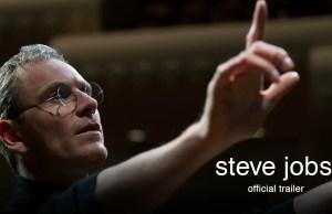 New Trailer for 'Steve Jobs' Starring Michael Fassbender, Seth Rogen and Kate Winslet