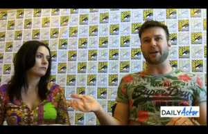 Taran Killam and Paget Brewster Talk 'Drunk History', Performing the Reenactments and Their Drinks of Choice