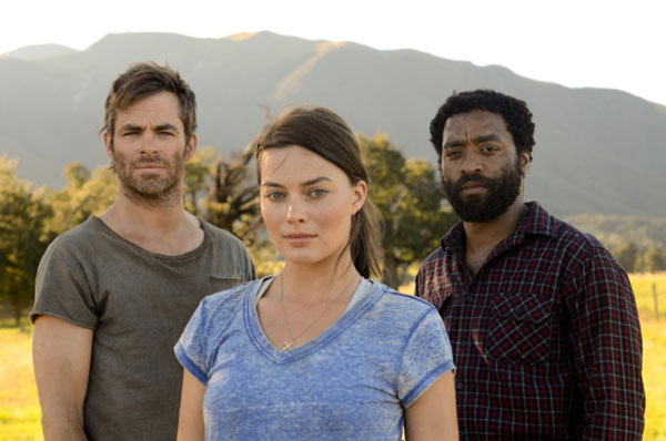 Margot Robbie in Z for Zachariah