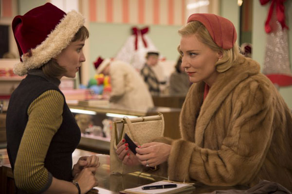 Screenplay for 'Carol'