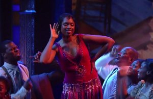 Jennifer Hudson in The Color Purple