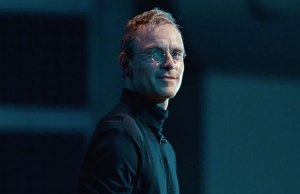 Michael Fassbender in Steve Jobs