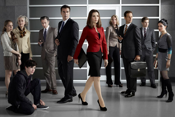 the Good Wife Casting Director Mark Saks
