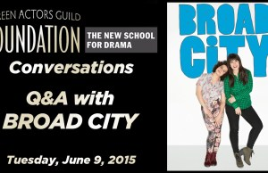 Watch: Conversations with Ilana Glazer and Abbi Jacobson of 'Broad City'