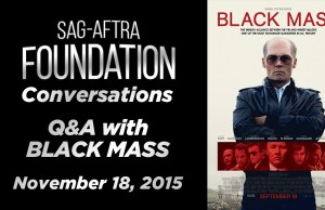 Watch: Conversations with the Cast and Crew of 'Black Mass'