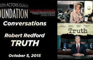 Watch: Conversations with 'Truth' Star Robert Redford