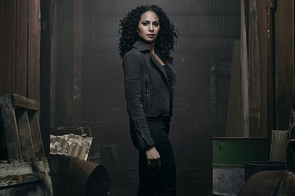 Interview with Containment Actress Christina Marie Moses
