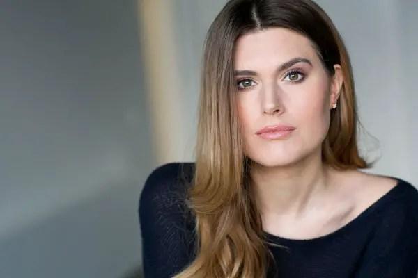 Actress Charlotte Rothwell