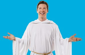 Sean Hayes in 'An Act of God'