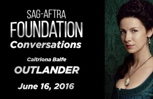 Watch: SAG Conversation with Caitriona Balfe of 'Outlander'