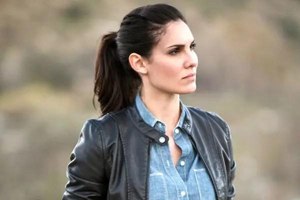 Actress Daniela Ruah