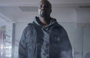 Actor Mike Colter