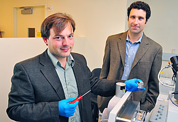 Researchers at UC Berkeley, Lawrence Berkeley National Laboratory and Los Alamos National Laboratory developed a technique to test materials at a nanoscale level.