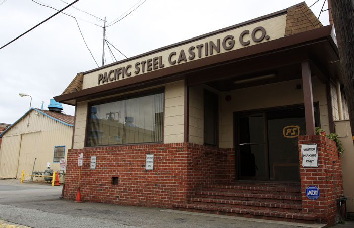 The Pacific Steel Casting Company faces an audit to verify the employment eligibility of its workers.