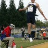 Cal senior Mike Morrison set six personal bests on his way to taking the decathlon title at the NCAA Outdoor Championships.