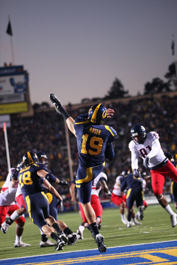 Cal vs Arizona