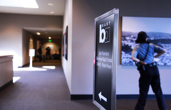 BART's Board of Directors deemed the agency's decision to cut cellphone service disproportionate at a special meeting.