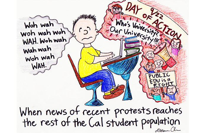 protests ed cartoon