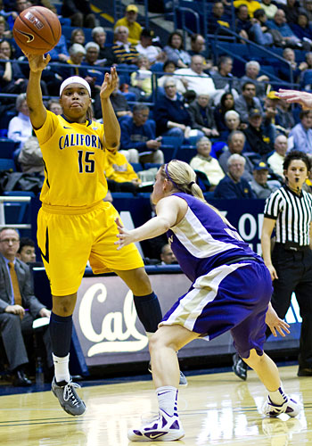 Freshman Brittany Boyd notched a career-high 19 points in Saturday's game.