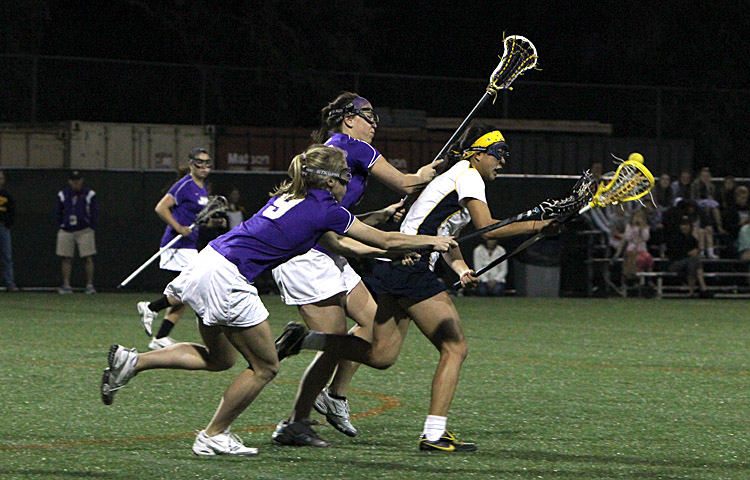 Despite holding the game at a 9-9 tie until the end of the second half, Cal dropped its home opener to James Madison.