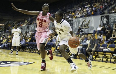 Women's Basketball: Cal vs Utah