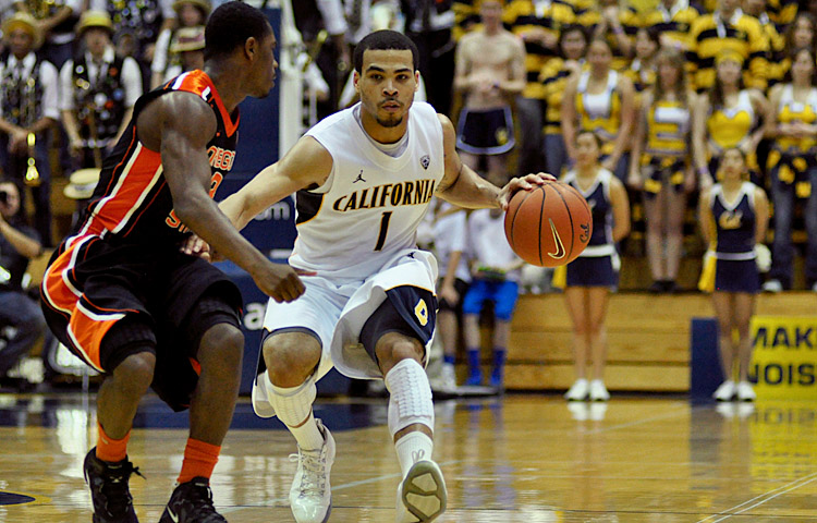 Point guard Justin Cobbs is the reigning Pac-12 Player of the Week after tallying a combined 38 points and 21 assists in a home sweep of the Oregon schools.
