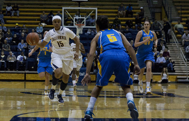 Freshman guard Brittany Boyd logged 14 points and eight  assists in the Bears' win over the Bruins.