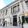 On March 21, 2012 Doe Library celebrated its 100th birthday.