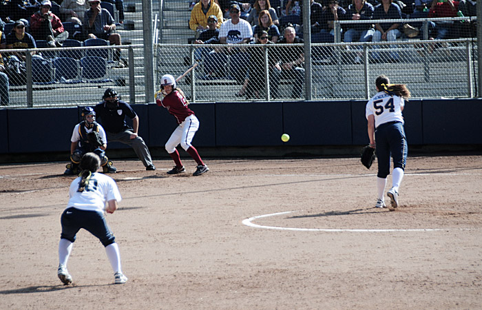 The No. 1 Cal softball team has three players who were named in the top 25 finalists for the USA Softball Collegiate Player of the Year: Valerie Arioto, Jolene Henderson and Jamia Reid.