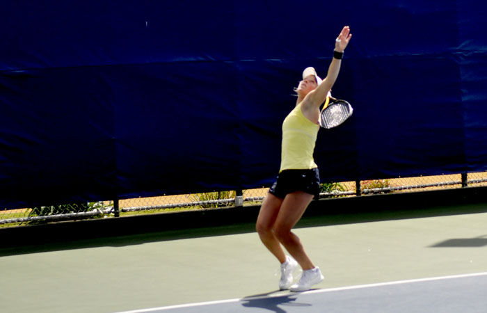 Women's Tennis against Fresno State