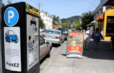 Berkeley City Council will consider a measure that would allow people a five minute grace period to return to their cars before receiving a parking violation.