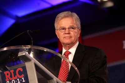 Independent presidential candidate Buddy Roemer will speak at UC Berkeley Tuesday.