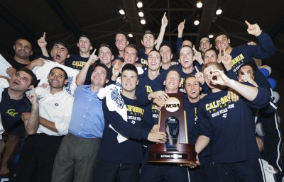 The Cal mens swim team clinched its second consecutive NCAA title –  and its fourth in school history – on March 24.