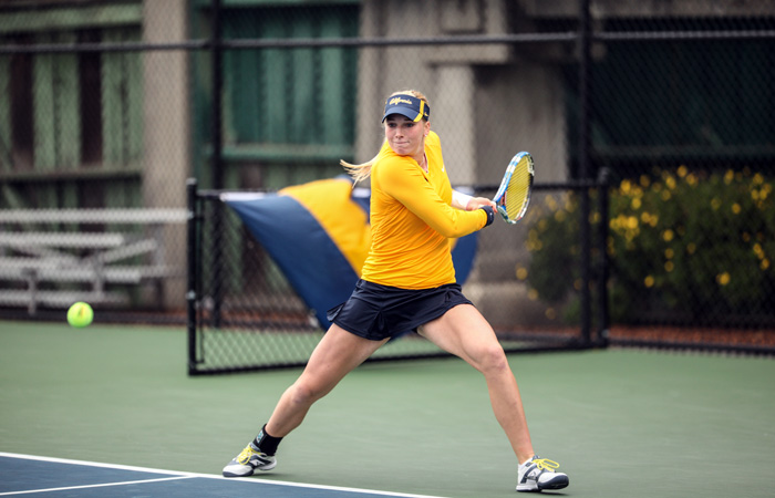 Annie Goransson and the Bears advanced to the quarterfinals of NCAAs, but will need younger talent to step up as the Jana Juricova era comes to an end.