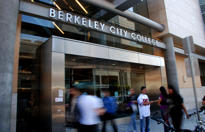 The Berkeley City College is one of the community colleges in the Peralta Community College District.