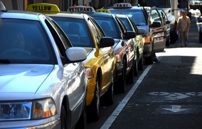 "Taxi drivers in the city of Berkeley will speak during Tuesday's open comment at the upcoming City Council meeting to protest ""triple jeopardy"" parking citations."
