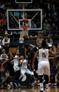 Cal Women's Basketball versus Stanford