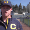 Cal baseball catcher Andrew Knapp
