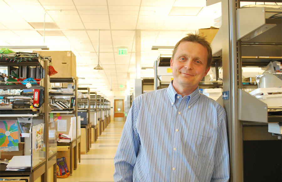 UC Berkeley associate professor, Michael Rape was recognized for his efforts with the 2013 Vilcek Prize for Creative Promise in Biomedical Science.