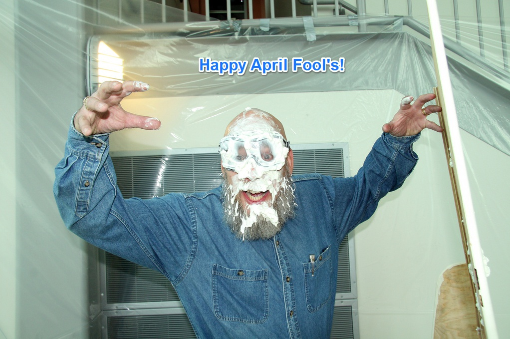 April Fool's pic