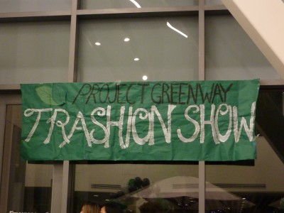 Project Greenway Trashion Show