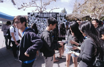 The Intervarsity Christian Fellowship is one of the religious groups on the UC Berkeley campus.