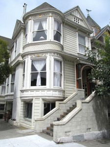 "Ashbury Street House: Used for exterior shots in Disney's sitcom ""That's So Raven."""