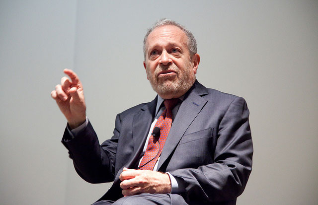 Robert Reich, who teaches the popular Wealth and Poverty course at UC Berkeley, launched a petition to increase minimum wage for workers in some of the biggest corporations in the United States.