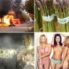 The top articles of 2013 included the Sep. 30 explosion, why asparagus makes urine smell funny, best and worst dressed in Oscars 2013, and the Spring Breakers movie review.
