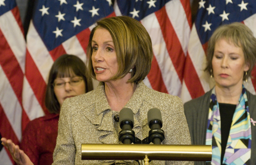 Nancy Pelosi to give keynote address at 2014 commencement