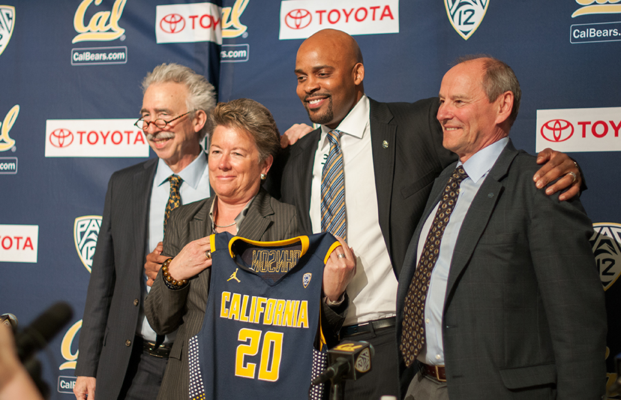Cuonzo Martin to become next Cal men's basketball head coach