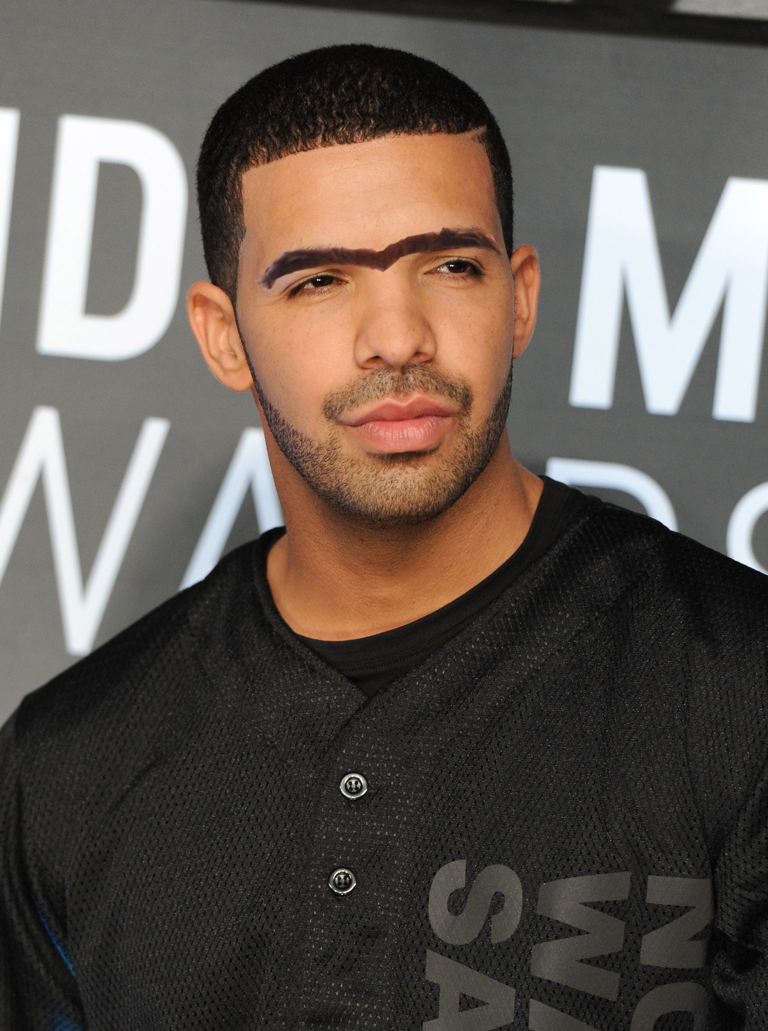 What celebrities would look like with chancellor dirks for The drake
