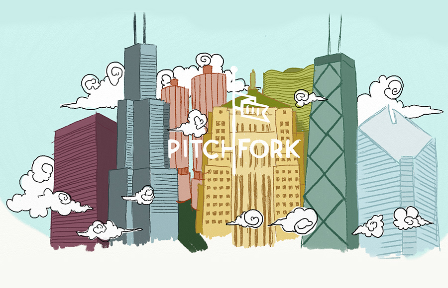 Indie music takes over Windy City at Pitchfork Music Festival