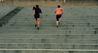 Girls Running Stadiums (2)